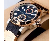 Ulysse Nardin diver Limited Edition Chronograph