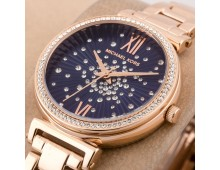 MICHAEL KORS BLUE Dial Watch