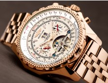 Breitling For Bentley - Bentley Mulliner Tourbillon