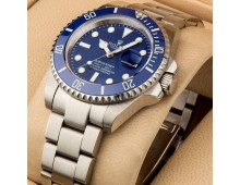 Rolex Oyster Prepetual Submariner Limited Edition Blue DIal