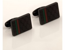 GUCCI Man stainless steel Cufflinks