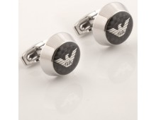 EMPORIO ARMANI Man stainless steel Cufflinks