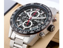 TAG Heuer Carrera Calibre 16 Chronograph Senna Edition