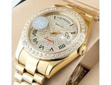 Rolex Diamond Daydate Limited Edition