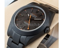 Rolex Milgauss Pro-Hunter Full Black Top Quality ( Guaranteed )