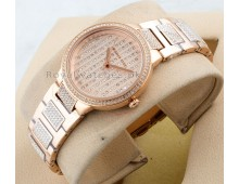 MICHAEL KORS CATLIN WOMEN'S WATCH Diamond style Rose Gold