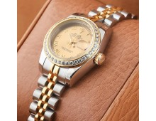 Rolex oyster perpetual date-just Ladies Watch