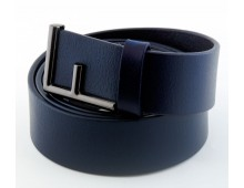 Fendii Genuine Italian Leather Belt