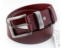 Jeep Genuine Italian Leather Belt