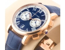 Cartier Rotonde De Cartier Chronograph Watch
