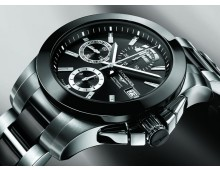 Longines Conquest chronograph 2014