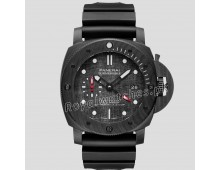 luminor panerai submersible luna rossa