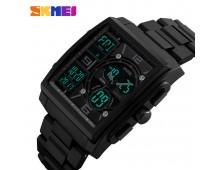 Original SKMEI men's electronic dual display Wristwatch-multifunctional watch