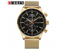 CURREN Simplicity Mens Fashion Wristwatch