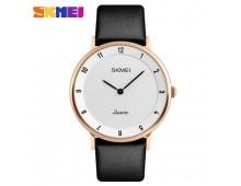 Original SKMEI Business Watch Men Fashion Ultra Thin Wristwatch