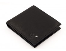 Montblanc Genuine Leather Wallet (High Quality)