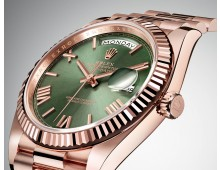 Rolex Daydate II Exclusive Green Dial 2016