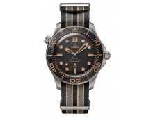 OMEGA Seamaster Diver 300m 007 Edition (Top Quality)