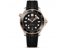 OMEGA Seamaster CO‑AXIAL MASTER CHRONOMETER CHRONOGRAPH