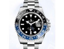 Exclusive Rolex GMT MASTER II Baselworld