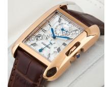 Cartier Rotonde De Cartier Day Date Watch