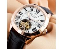 Cartier Tourbillon Swiss Automatic Men's Watch AAA+