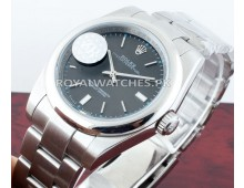 Rolex Oyster Perpetual watch Black Dial AAA+