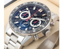 Tag Heuer Carrera Calibre HEUER 02T Tourbillon Chronograph 45mm