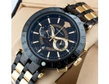 Versace Men's V-Race Watch Dual Time