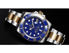 Rolex Oyster Prepetual Submariner Limited Edition Royal Blue AAA+