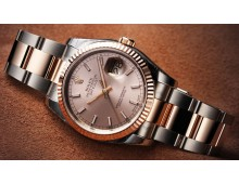 Rolex Date-Just Exclusive