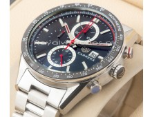TAG Heuer Carrera Calibre 16 sporty look of its 2019
