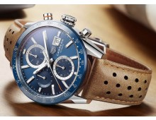 TAG Heuer Calibre 16 Chronograph Limited Edition Exclusive