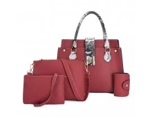 Synthetic Leather Ladies hand Bags 2021