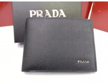 PRADA Synthetic Leather Wallet