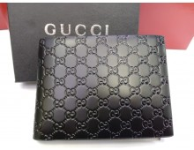 Gucci Exclusive Synthetic Men's  Leather Wallet