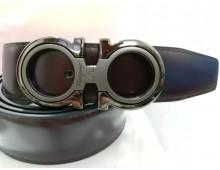 Salvatore ferragamo synthetic Leather Belt (AAA)