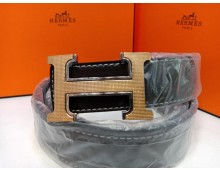 Hermès synthetic Leather Belt (AAA)