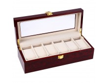 Luxury Classic High Grade wooden Material case