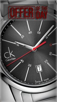 Calvin Klein Men's Select Watch