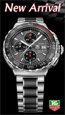 Tag Heuer Formula 1 2017 Special Edition
